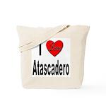 I Love Atascadero Tote Bag