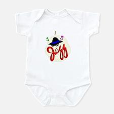 Jazz Infant Bodysuit