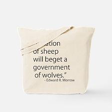 Nation of Sheep Tote Bag