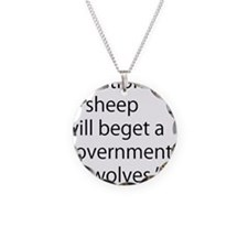 Nation of Sheep Necklace