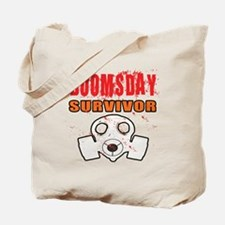 DOOMSDAY SURVIVOR Tote Bag