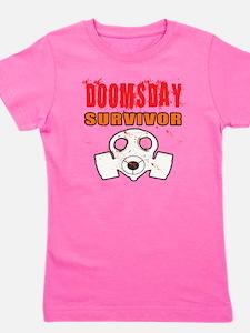 DOOMSDAY SURVIVOR Girl's Tee