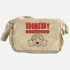 DOOMSDAY SURVIVOR Messenger Bag