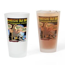 Progressive Talk Radio, an Endanger Drinking Glass
