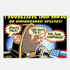 Progressive Talk Radio, a Postcards (Package of 8)