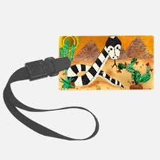 Year of the snake Luggage Tag