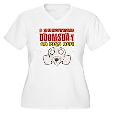I Survived DOOMSD T-Shirt