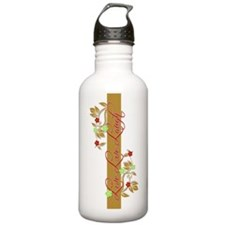 Live Love Laugh2 Water Bottle