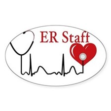 ED Staff Decal