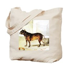 Nettle the Bitch Who Fought A Lion Tote Bag
