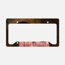 Toby and Tessa License Plate Holder