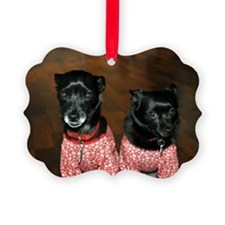 Toby and Tessa Ornament