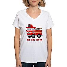 Mr Fire Truck Shirt