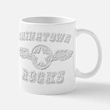 CHINATOWN ROCKS Mug