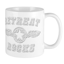 RETREAT ROCKS Mug