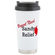 hurricane sandy relief Travel Mug