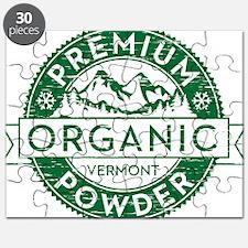 Vermont Powder Puzzle