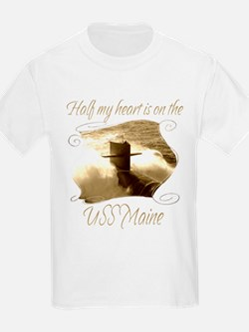USS Maine T-Shirt