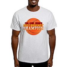 2007 Bracket Champ T-Shirt