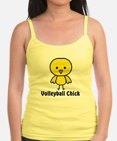 Volleyball Chick Jr.Spaghetti Strap