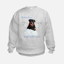 Rottie Angel Sweatshirt