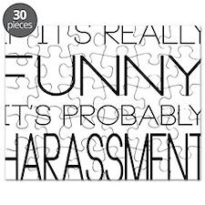 Harassment Puzzle