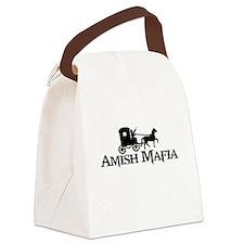 Amish Mafia Canvas Lunch Bag