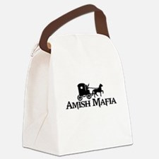 Amish Mafia Canvas Lunch Bag