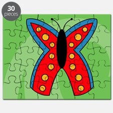 Butterfly Banner Puzzle