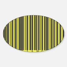 Barcode Decal