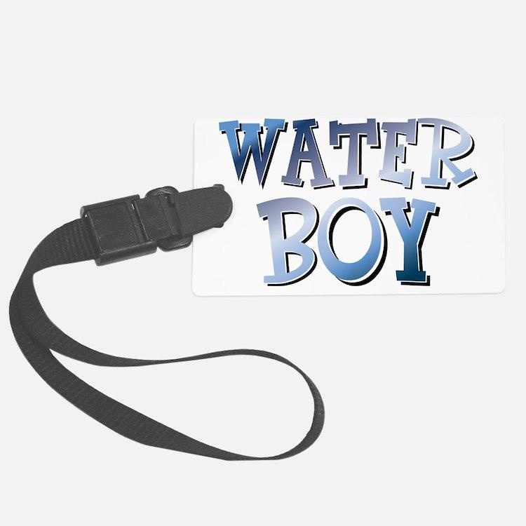 Water Boy Waterboy Luggage Tag