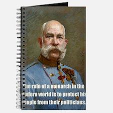 Franz Josef I Journal