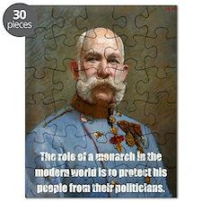Franz Josef I Puzzle