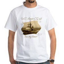 USS AnzioCG 68 T-Shirt