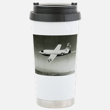 Bell X-1 in flight, the Travel Mug
