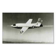 Bell X-1 in flight, the first  Decal