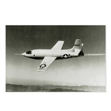 Bell X-1 in flight, the f Postcards (Package of 8)