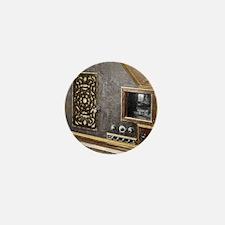Baird Televisor, early television set Mini Button