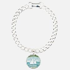 1937 Aden Dhow Boat Post Bracelet