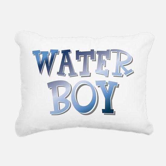 Water Boy Waterboy Rectangular Canvas Pillow