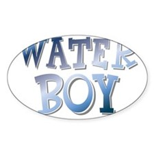 Water Boy Waterboy Decal
