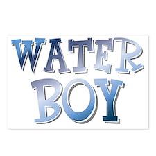 Water Boy Waterboy Postcards (Package of 8)