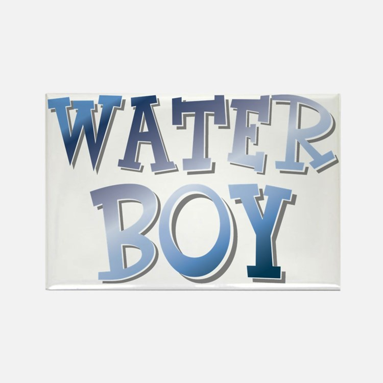 Water Boy Waterboy Rectangle Magnet