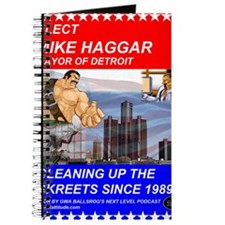 Mike Haggar for Mayor Journal