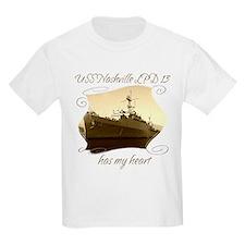 USS Nashville (LPD 13) T-Shirt