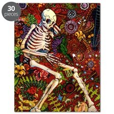 Day Of The Dead Loteria Puzzle