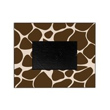 Giraffe Print Animal Pattern Picture Frame