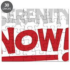 Serenity Now! [Seinfeld] Puzzle