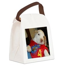 A is for ALVIN! Canvas Lunch Bag