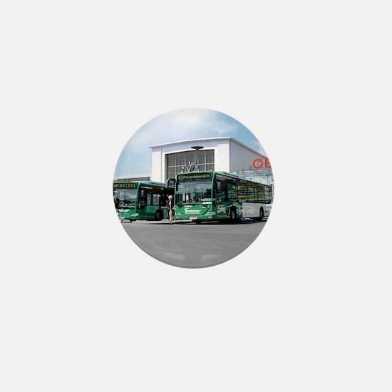 Biodiesel buses, Austria Mini Button
